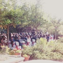 Terminados los eventos de este finde!! 😊 Ceremonia de R&G! #eventos #ceremonia #love #bodas #flores