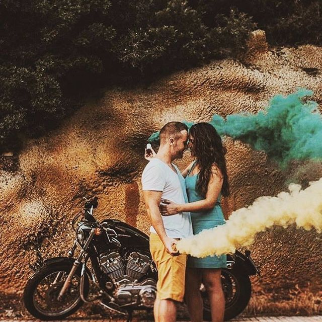 Preciosa foto de la pareja que mañana dará el SI QUIERO!! Feliz de que llegue el gran momento! 😍 _m