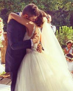 Una imagen vale más que mil palabras, y ésta de la boda de _sfjaume y _luigimon4 describe perfectame