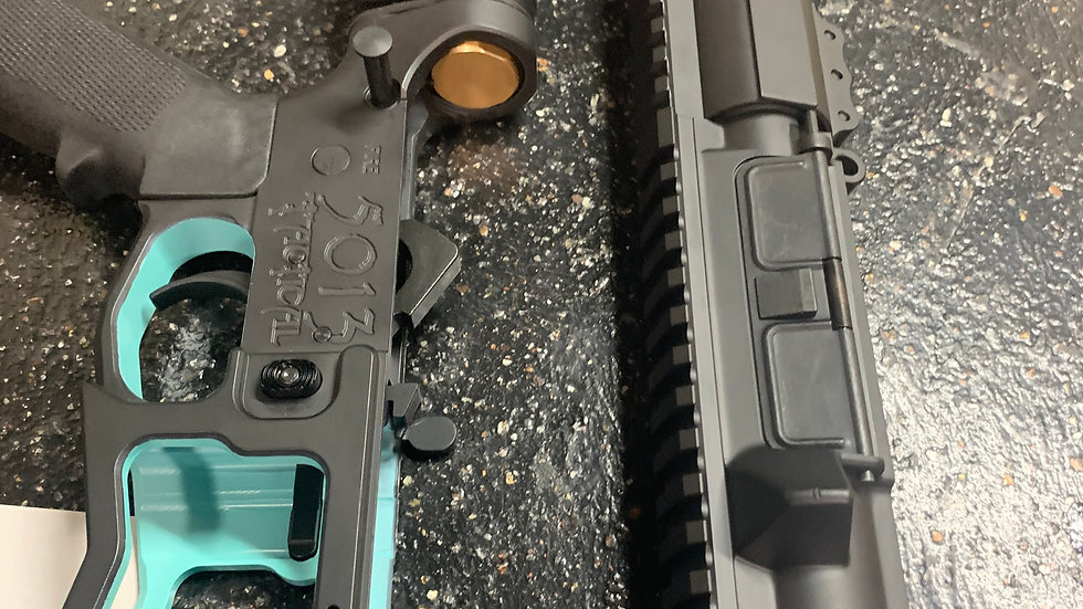 AR Pistol Founding Father's matching  receivers