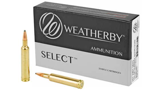 257 WBY MAG 20 rounds
