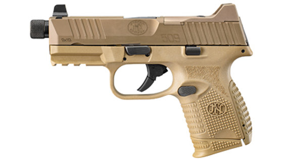 FN 9mm compact 2 mags, 1-12rd 1-24rd