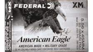 Federal 5.56 55 grain 20 rounds