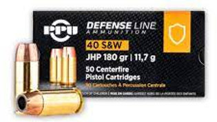 40 s&w JHP 50 rounds
