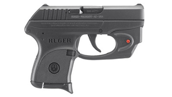 Ruger 380 acp with red dot