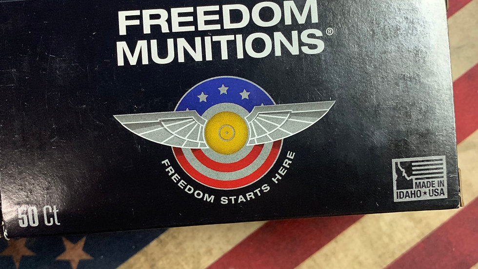 Freedom Munitions 300 BlackOut 147gr 50rds