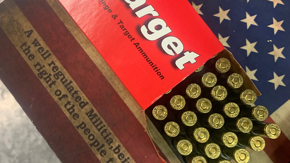 On Target 204 Ruger 50 rounds