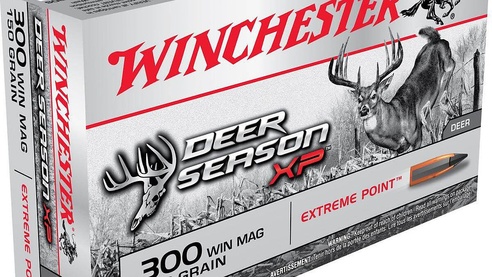 Winchester 300 win mag 150gr 20rds