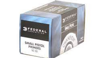 Small pistol primers 100 count