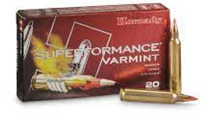 Hornady 204 Ruger 32 grain 20 rounds