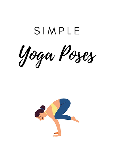 Free yoga pose guide and habit tracker!