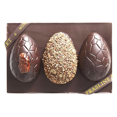 Authentic French pralines made with a traditional recipe