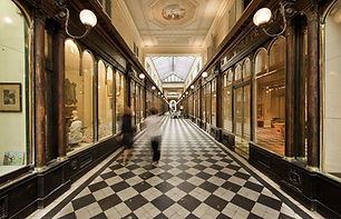 Covered Galleries Visit the Hidden Paris