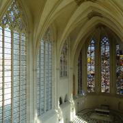 Beautiful gothic chapel