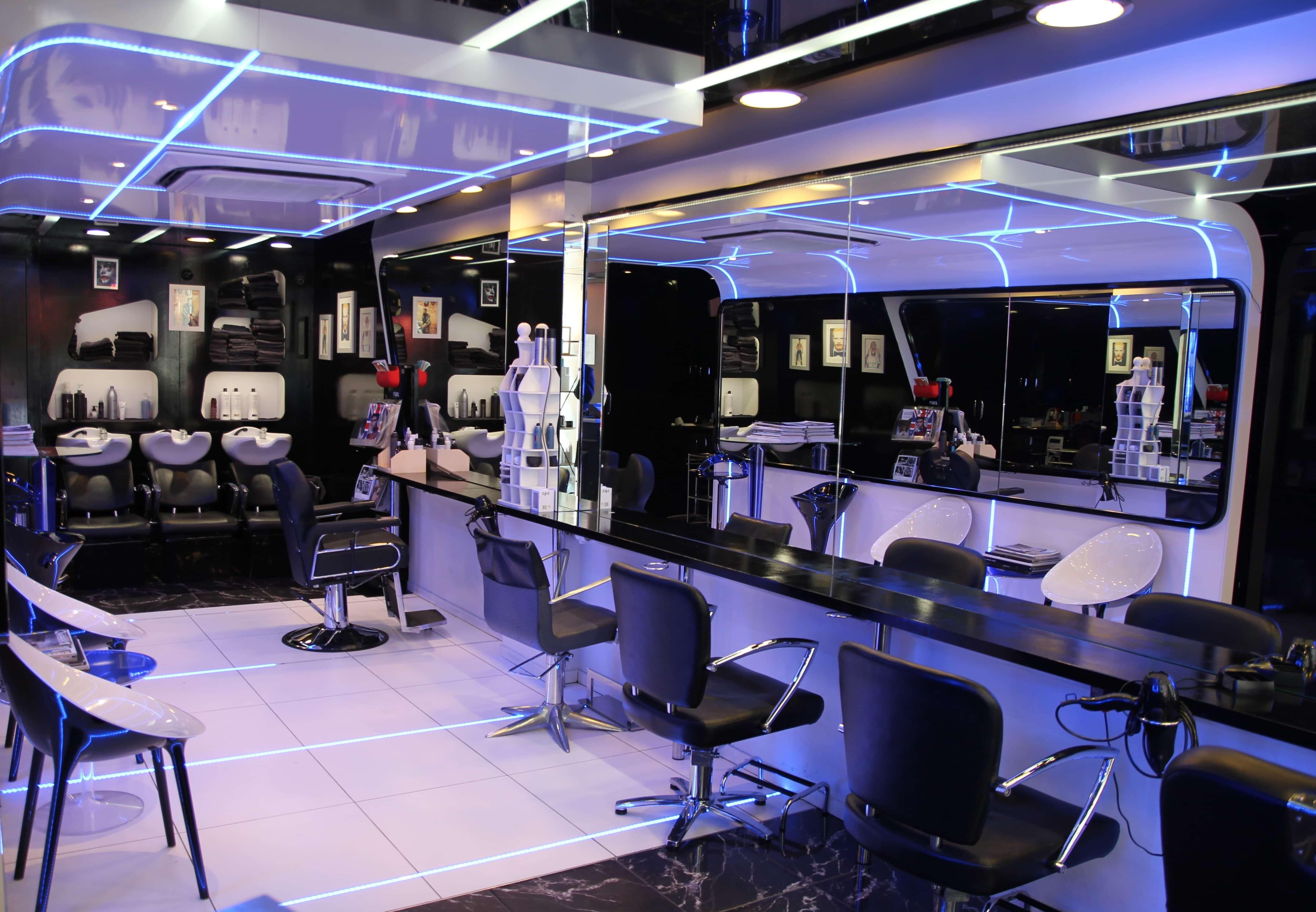 SpaceHairParis Salon de Coiffure au coeu