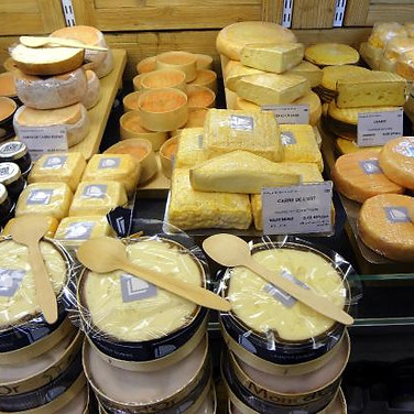 Cheese tastings from one of the city's finest shops
