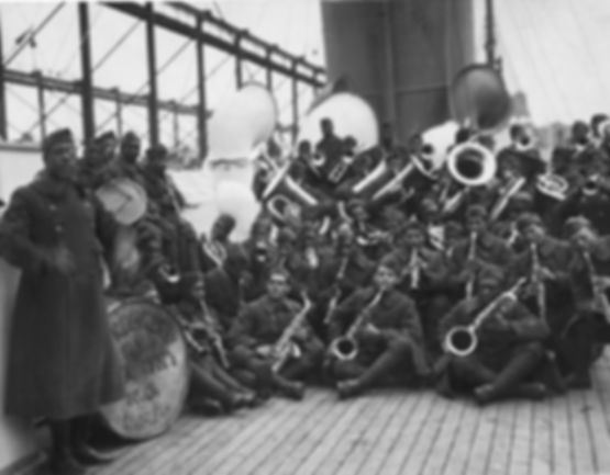 Harlem Hellfighters Orchestra, Visit the Hidden Paris