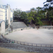 Arenes de Lutece Visit the Hidden Paris
