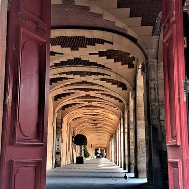 Place des Vosges Visit the Hidden Paris.