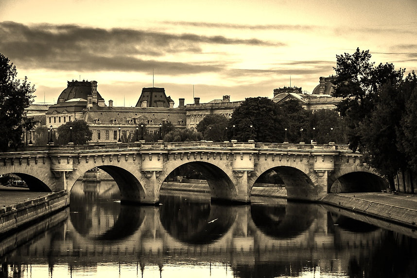Pont Marie Visit the Hidden Paris