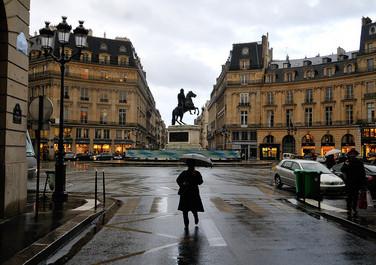 Historic royal square