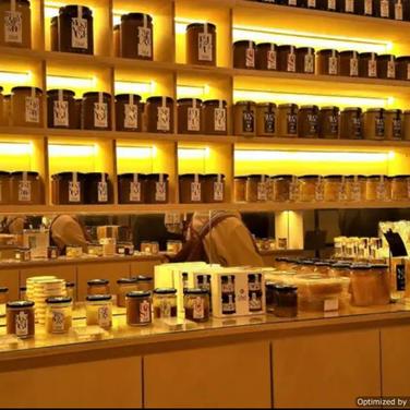 Exotic honey from around the world