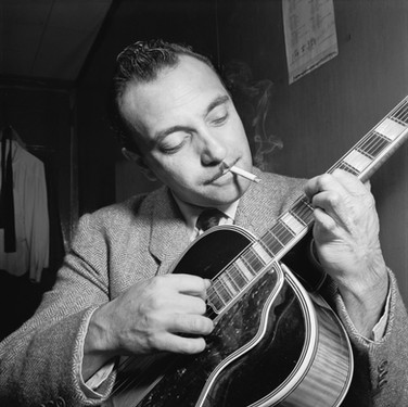 Django Reinhardt (Gottlieb_07301) Visit the Hidden Paris