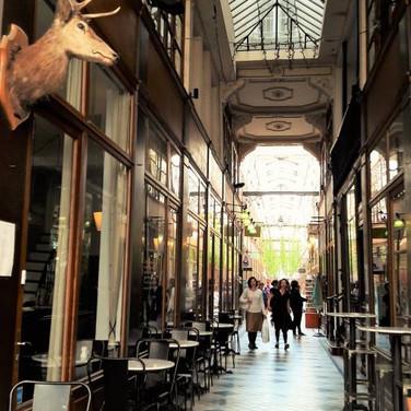 Le Grand Cerf Visit the Hidden Paris