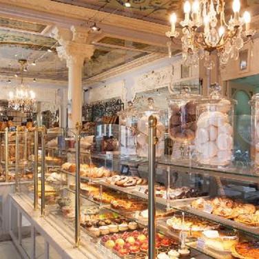 Landmarked bakery
