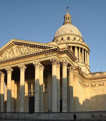Pantheon de Paris Visit the Hidden Paris
