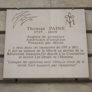 Founding Fathers in Paris Visit the Hidden Paris