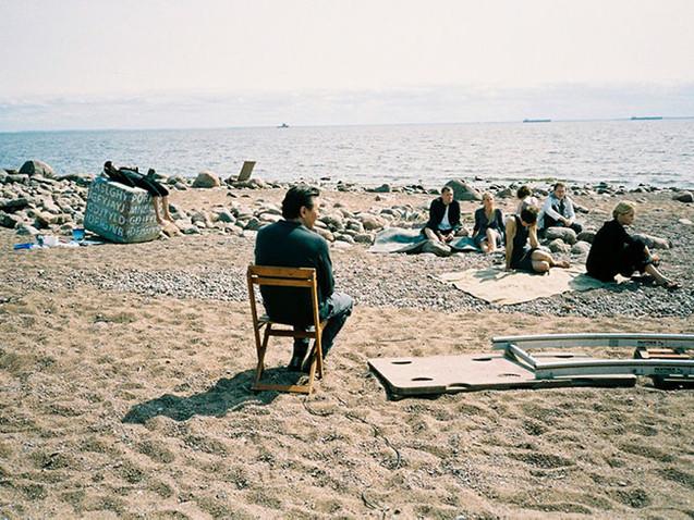 "Short film ""5000 days in advance"""