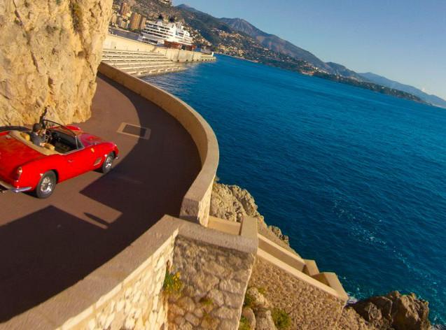 Ferrari Land Advertising Project