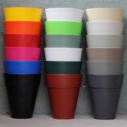 Vasi in PP vari colori e misure