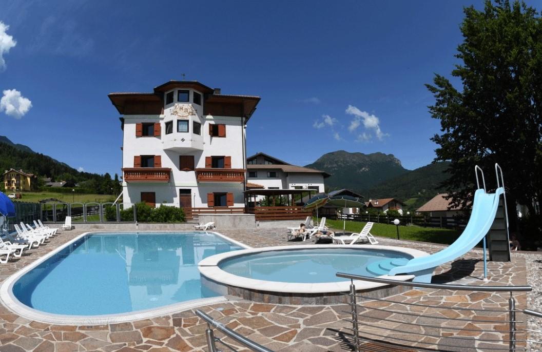 alpen rose hotel