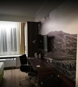 Kamer met Metropolitan 1