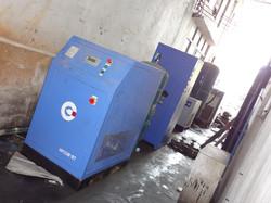 Produttore azoto per stampaggio gas
