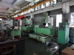 Reparto produzione stampi