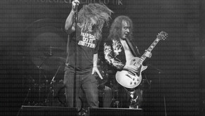 HATS OFF TO LED ZEPPELIN ALBAN ARENA LIVE REVIEW