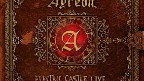 ALBUM REVIEW: AYREON -  'ELECTRIC CASTLE LIVE AND OTHER TALES'