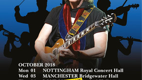 STEVE HACKETT ADDS 2 DATES TO GENESIS REVISITED ORCHESTRAL TOUR