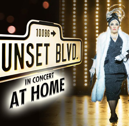 THEATRE REVIEW: 'SUNSET BOULEVARD'  IN CONCERT AT HOME THE CURVE THEATRE LEICESTER