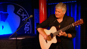 LAURENCE JUBER LIVE REVIEW