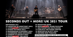 NEWS: STEVE HACKETT ADDS NEW DATE TO HIS 2021 TOUR