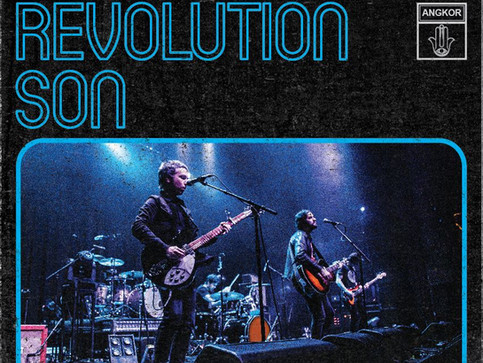 NEW MUSIC: SHIVA AND THE HAZARDS RELEASE 'REVOLUTION SON'