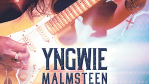 YNGWIE MALMSTEEN BLUE LIGHTNING ALBUM REVIEW