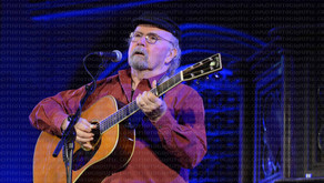 TOM PAXTON  EXCLUSIVE INTERVIEW