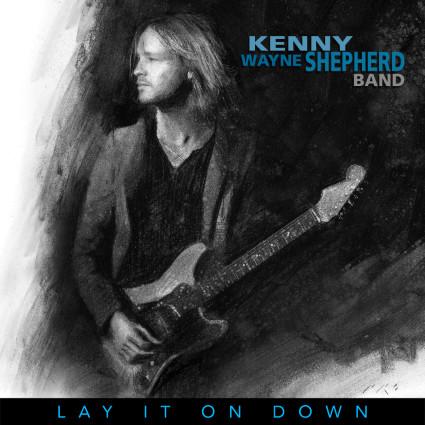 KENNY WAYNE SHEPHERD INTERVIEW