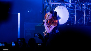 EVANESCENCE LIVE REVIEW