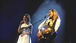 DAUGHTERS OF DAVIS LIVE REVIEW